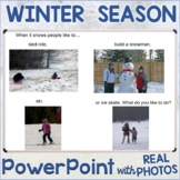 Winter Season PowerPoint Presentation