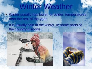 Winter Season PowerPoint