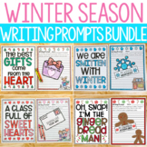December, January, February Winter Writing Prompts