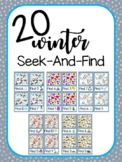 Winter Seek And Finds