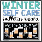 Winter Self Care Bulletin Board
