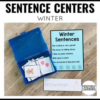 Sentence Centers Winter