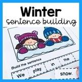 Winter Sentence Building