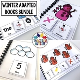 Winter Adapted Books Autism