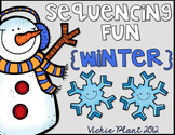 Winter Read Aloud Sequencing Activities