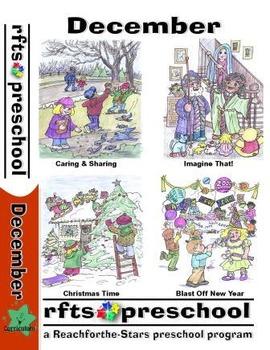 WINTER 12 LESSON PLANS Curriculum Bundle[DECEMBER - JANUARY - FEBRUARY] Series 1