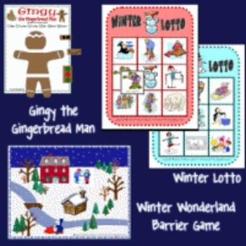 Winter Set 1