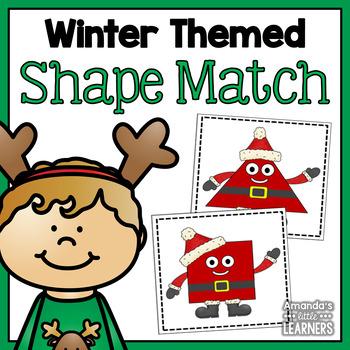 Winter Shape Matching