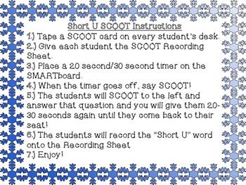 Winter Short U SCOOT