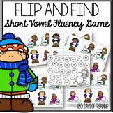 Winter Short Vowel Activities