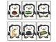 Winter Short Vowel Center/Morning Tub Cards