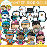 Sidekicks Winter Clip Art