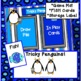 Sight Word Game - Penguins Theme {EDITABLE}