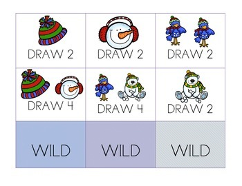 Winter Sight Word Games for the Common Core Classroom K-2