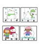 Winter Sight Word Puzzles