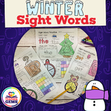 Winter Sight Word Warm Ups {FLASH DEAL 50% OFF LIMITED TIME}
