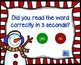 Winter Sight Words 200 PowerPoint Game