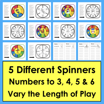 Winter Activities: Sight Words Game Boards - Last 120 Dolch - Literacy Centers