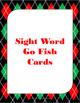 Winter Sight Words Set B