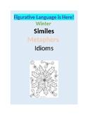 Winter Similes Metaphors and Idioms
