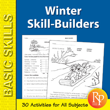 Winter Skill-Builder Activities for All Subjects