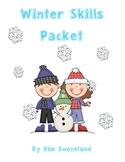 Winter Skills Packet