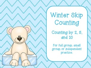 Winter Skip Counting