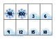 Winter Skip Counting (Multiples) Centers
