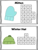Winter Snap Cube Activity {FREEBIE}