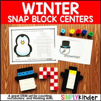 Winter Snap Block Centers