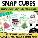 Winter Snap Cube Mats + Mini Book