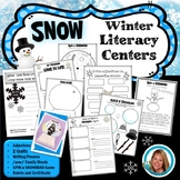 Winter  Writing Activities and Crafts