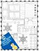 Winter Snow Preschool/Kindergarten Math & Literacy Activities