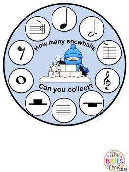 Clip It! Winter Snowball Challenge #4