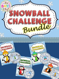 Clip It! Winter Snowball Challenge Bundle