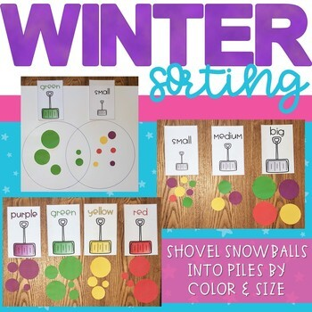 Winter Snowball Sort
