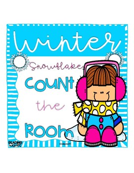 Winter Snowflake Count the Room