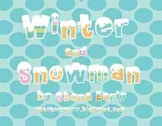 Winter/ Snowman Mini Unit