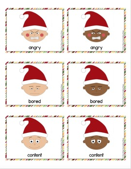 Winter Social Emotional Counseling Activity Bundle
