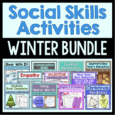 Social Skills Activities For Winter Themed SEL And Counsel