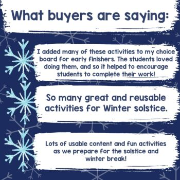 Winter Solstice - Traditions and Celebrations