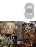 Winter Solstice Activities - Banner; Peace, Love, Light