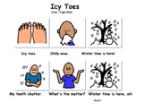 Winter Song Board - Icy Toes