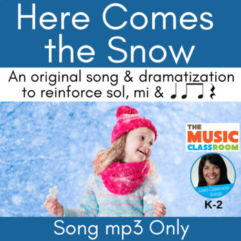 Winter Song & Dramatization | Snow Song | Original Song mp3 Only
