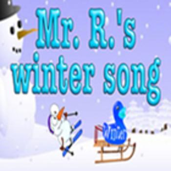 Winter Song (a 4-seasons music video)