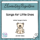 Winter Songs for Little Ones
