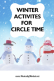 Winter Songs for Circle Time