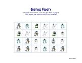 Winter Sorting Fun - several varieties to sort or graph