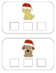 Winter Sound Boxes {Phoneme Segmentation Activity}