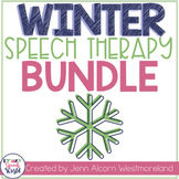 Winter Speech Therapy Bundle!